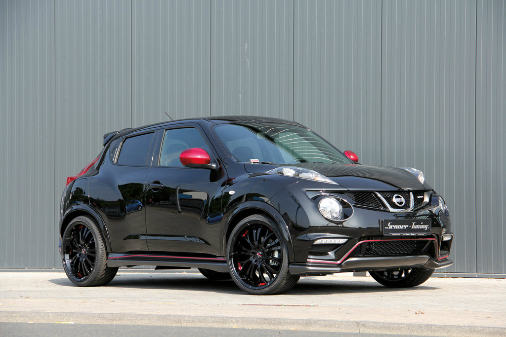 Nissan tuning juke nismo von senner tuning auto tuning news for Bereifung nissan juke