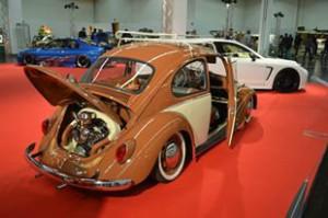 """""""tuningXperience"""" auf der Essen Motor Show 2012. Fotoquelle: https://www.facebook.com/EssenMotorShow"""