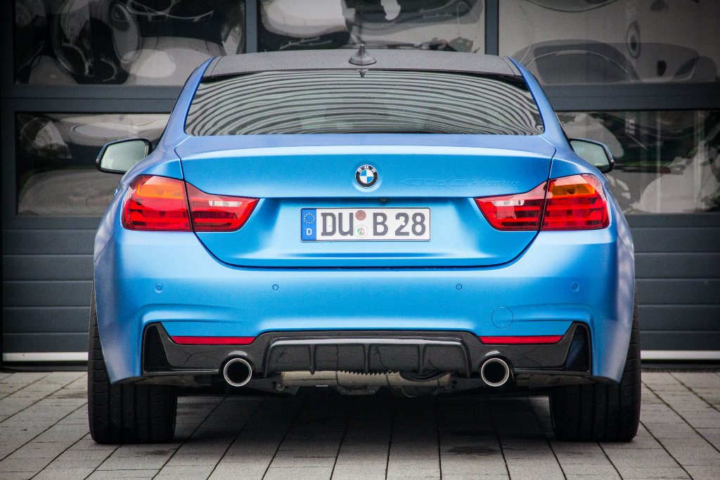 bmw 4er coup f32 edel tuning von insideperformance auto tuning news. Black Bedroom Furniture Sets. Home Design Ideas