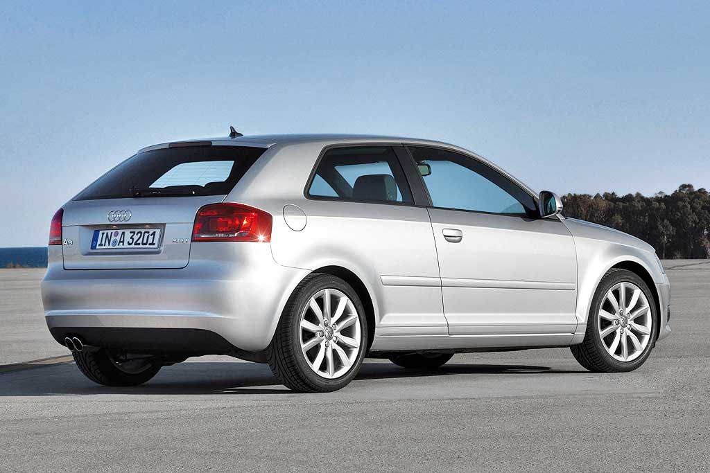 audi a3 1 6 tdi 4 1 liter auf 100 kilometer auto tuning. Black Bedroom Furniture Sets. Home Design Ideas