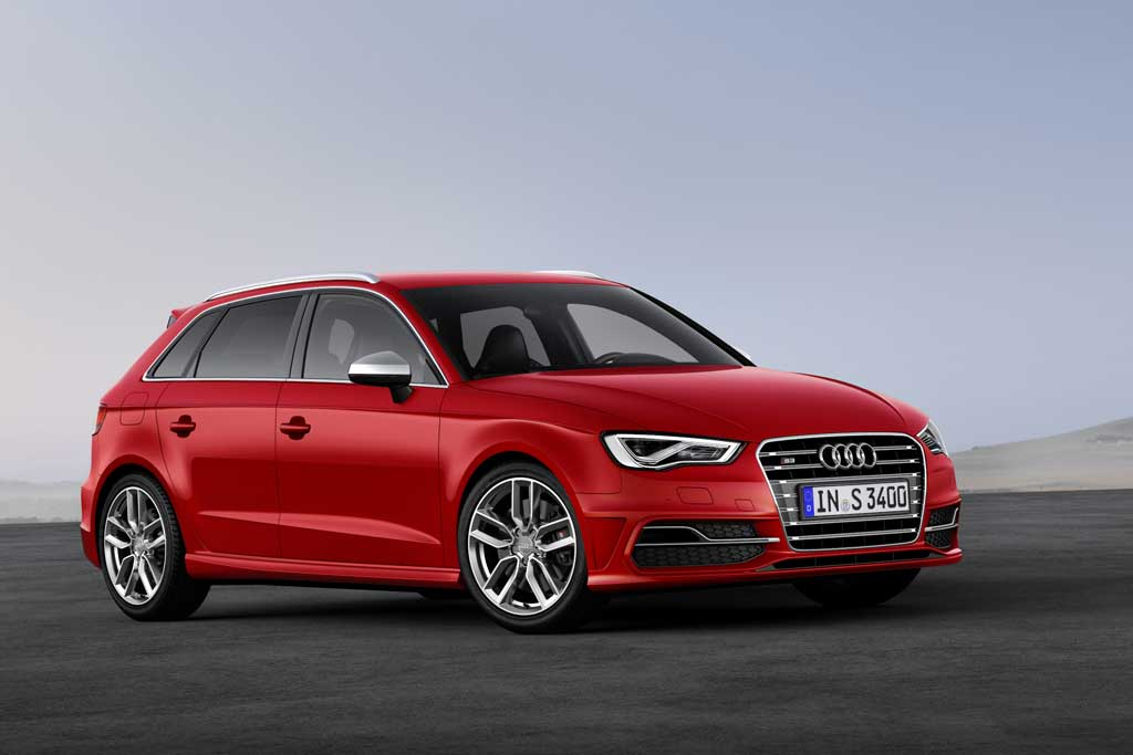 audi s3 sportback mit 300 ps auto tuning news. Black Bedroom Furniture Sets. Home Design Ideas