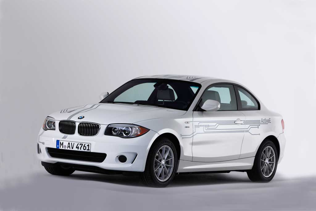 bmw 1er active e elektro einser auto tuning news. Black Bedroom Furniture Sets. Home Design Ideas