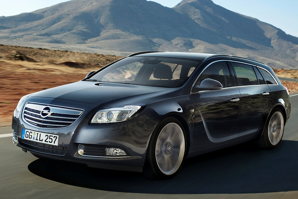 opel insignia sports tourer der preis ist hei auto tuning news. Black Bedroom Furniture Sets. Home Design Ideas