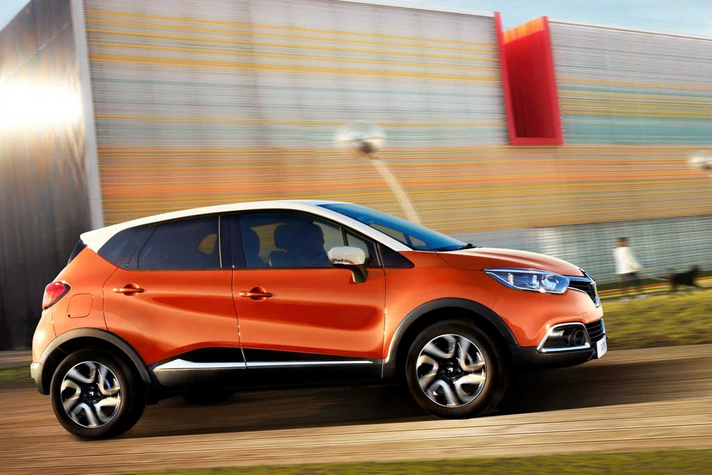 renault bringt crossover captur auto tuning news. Black Bedroom Furniture Sets. Home Design Ideas