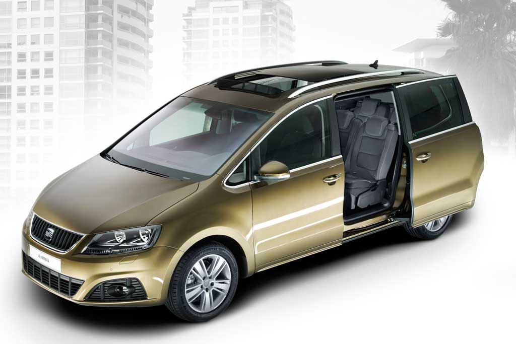 seat alhambra familien star auto tuning news. Black Bedroom Furniture Sets. Home Design Ideas