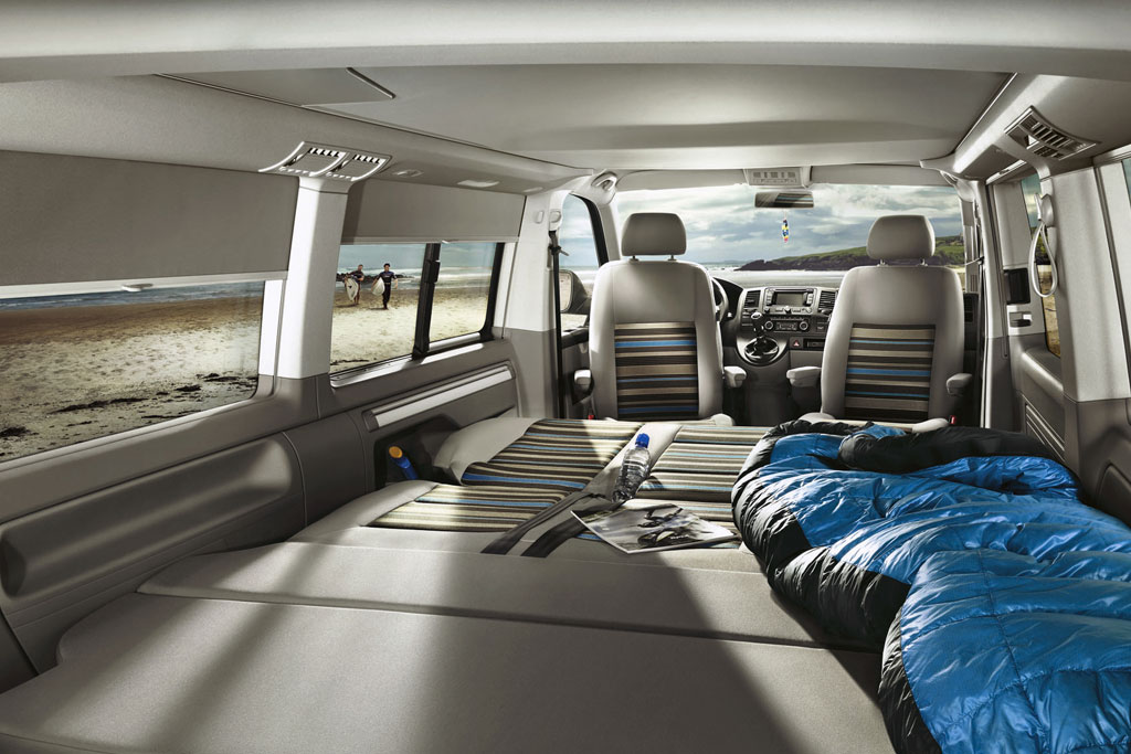 vw california beach reise typ auto tuning news. Black Bedroom Furniture Sets. Home Design Ideas