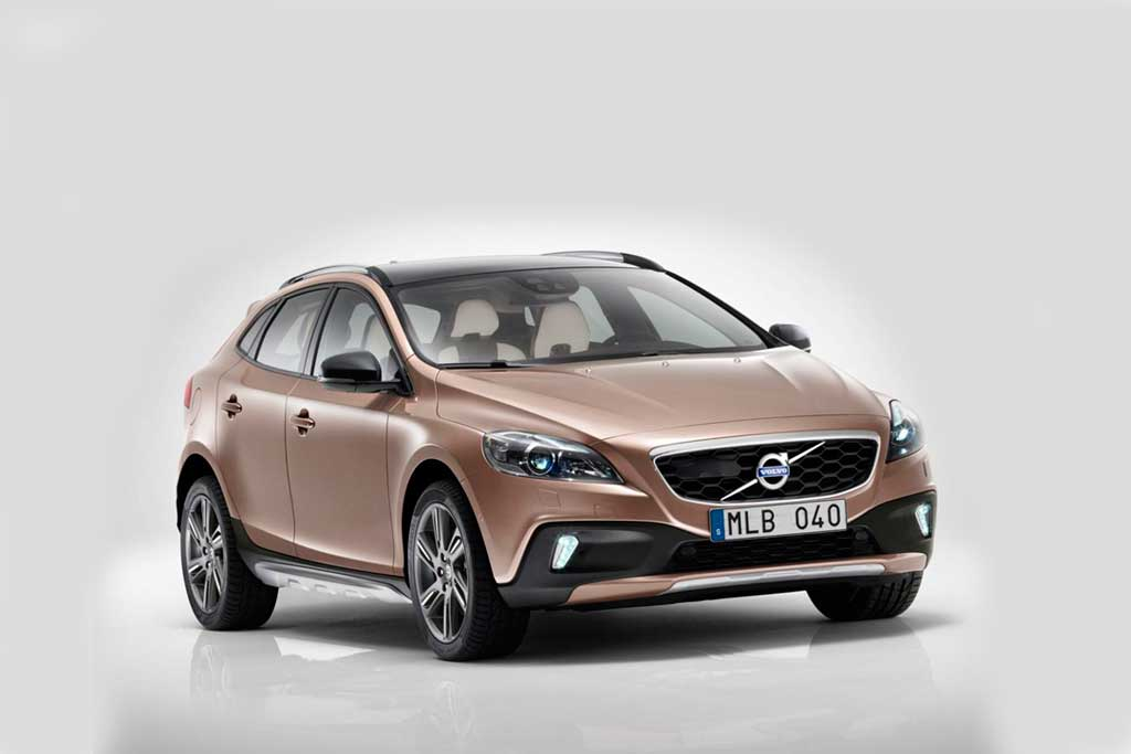 volvo v40 cross country auto tuning news. Black Bedroom Furniture Sets. Home Design Ideas