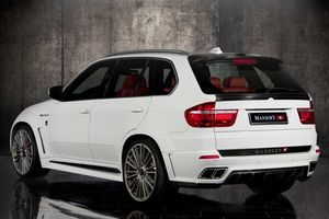 mansory programm f r bmw x5 auto tuning news. Black Bedroom Furniture Sets. Home Design Ideas