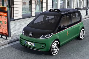 volkswagen studie milano taxi auto tuning news. Black Bedroom Furniture Sets. Home Design Ideas